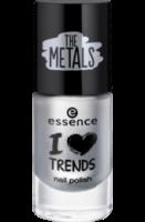 Nagellack I love trends nail polish steel the world - 21