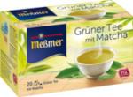 Grüner Tee mit 2,5% Matcha, 20 x1 ,50 g