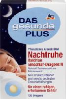 Nachtruhe Baldrian Einschlaf-Dragees N