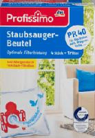 Staubsauger-Beutel PR40