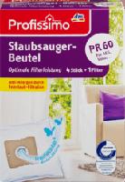 Staubsauger-Beutel PR60