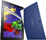 Tablets - Lenovo TAB 2 A10-70 LTE 10.1 Zoll Tablet Midnight Blue
