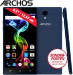 Dual-SIM-Smartphone 55 Platinum 4 GB