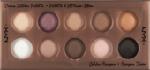 Lidschatten Dream Catcher Shadow Palette Golden Horizons 01