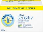 Feuchttücher ultra sensitiv parfümfrei, 12 x 56 Stück