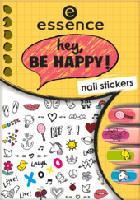 Nagelsticker hey, be happy! nail stickers 05