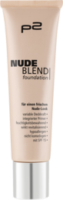 Make-up nude blend foundation 030