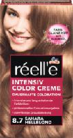 Haarfarbe Intensive Colorcreme Sahara Hellblond 8.7