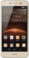 Huawei - Smartphones - Huawei Y5 II 8 GB Gold Dual SIM