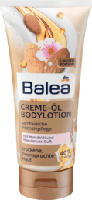 Körperlotion Creme-Öl Bodylotion Mandelöl