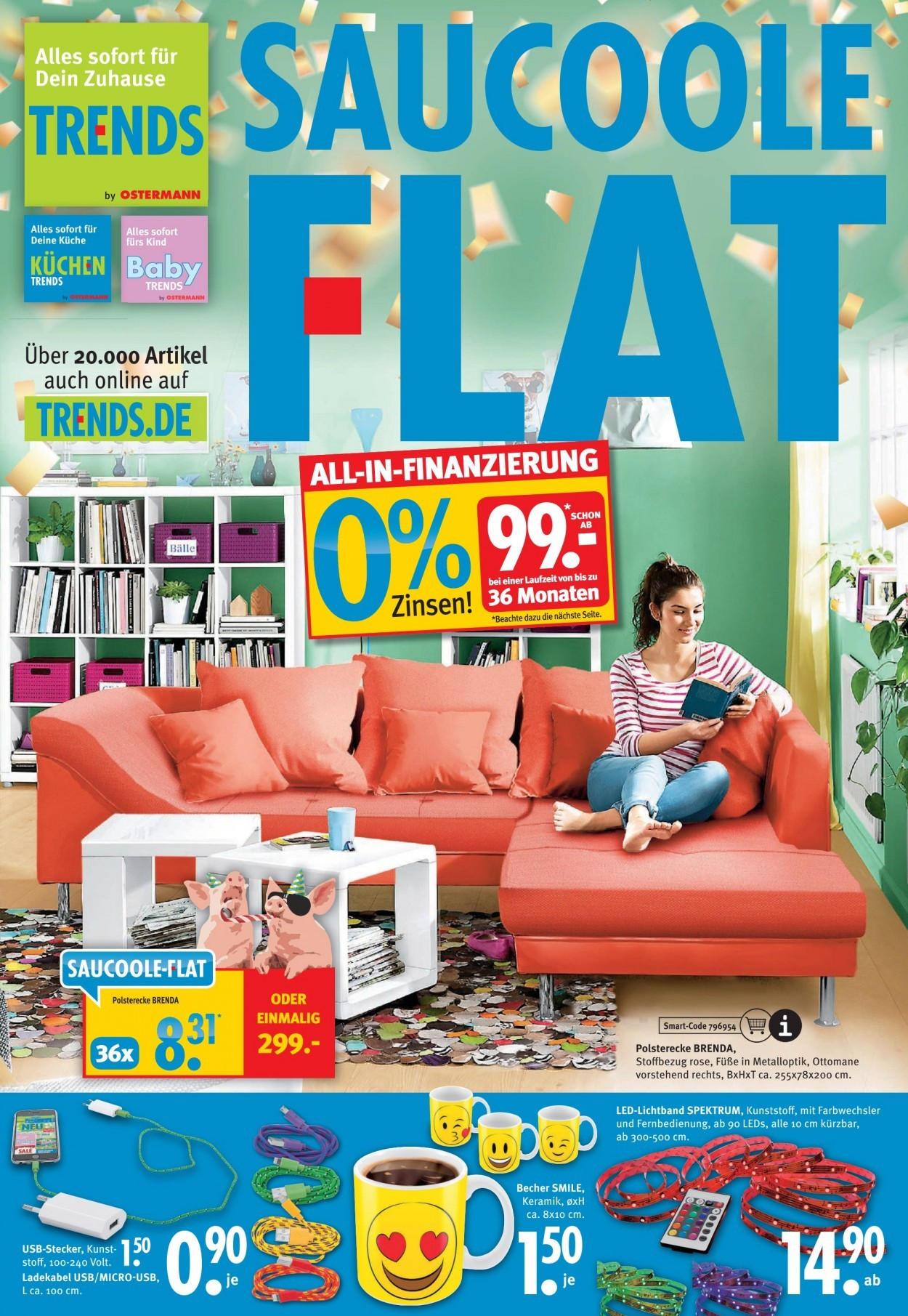 ostermann trends. Black Bedroom Furniture Sets. Home Design Ideas