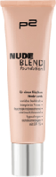 Make-up nude blend foundation 040