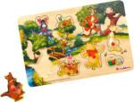 Eichhorn Winnie Puuh Steckpuzzle