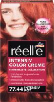 Haarfarbe Intensiv Colorcreme Intensivrot 77.44