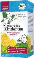 Kindertee TeeFee Bio-Kräutertee mit Fenchel 20x2g