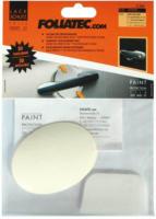 FOLIATEC Lack Schutzfolie Türgriff Set, je 5x 8,5 x 6,5 cm groß, transparent