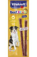 Snack für Hunde, Beef Stick Pute