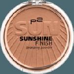 Bronzer sunshine finish bronzing powder Acapulco sun 020