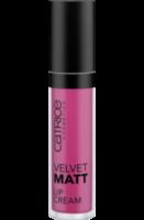 Lipgloss Velvet Matt Lip Cream Brooklyn Pink-ster 50
