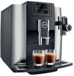 E8 Kaffee-Vollautomat chrom