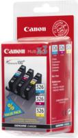 Canon Tintenpatronen CLI-526Z Multipack (C/M/Y) NEU OVP hohe Druckgeschw.