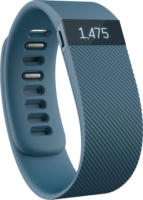 fitbit CHARGE slate Grau Gr.: L OLED Display Bluetooth 4.0 PC-Sync NEU OVP