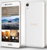 "HTC Desire 728G Dual Sim 8 GB Gold-Weiß 14 cm (5,5 "") 13 MP Android 5.1 NEU OVP"