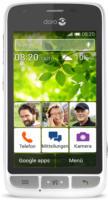 Doro Liberto 820 mini Weiß-Silber WLAN Android 4.4 Hörgerätekompatibel NEU OVP