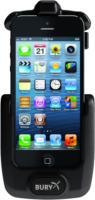 UNI System 9 Ladehalter Apple iPhone 5/5S, NEU, OVP, akkuschonende Ladefunktion