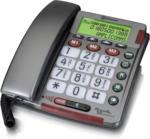 amplicomms PowerTel 50 Alarm plus NEU OVP Alarmsender Großtastentelefon LED