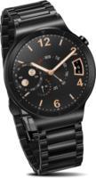 Huawei Watch Active aus Edelstahl mit Gliederarmband 4GB IP57 Schwarz NEU OVP