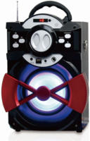 Conceptronic Kabelloser Bluetooth Party Speaker 20 W USB Plug-and-Play NEU OVP
