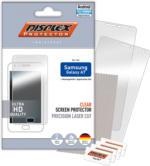 """Displex Protector (2 Folien) für Samsung Galaxy A7 - """"Easy-On"""" NEU OVP kratzfest"""