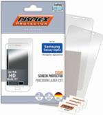 """Displex Protector (2 Folien) für Galaxy Alpha - """"Easy-On"""" Schutzfolie NEU OVP"""