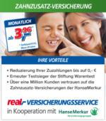 Versicherung Zahnersatz