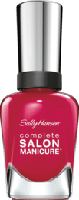 Nagellack Complete Salon Manicure 565 Aria Red-y?