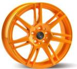 Aluett Typ 15 6,0x15 LK5/100 ET38 orange lackiert