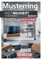 Musterring bei Segmüller - Möbel mit Charakter!