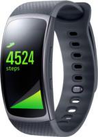 Gear Fit2 S Smartband dunkelgrau