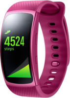 Gear Fit2 S Smartband pink
