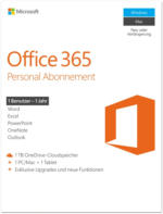 Office 365 Personal FPP Software Retail-Version