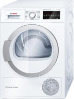 WTW 854 E 0 Wärmepumpentrockner weiß / A++
