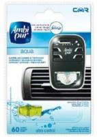 Lufterfrischer AMBIPUR Car3 Starter AQUA  7ml