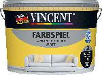 Vincent Wand- & Deckencolor Farbspiel, Sonnenhut, matt, 1 L