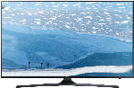 LED- & LCD-Fernseher - Samsung UE55KU6079 LED TV (Flat, 55 Zoll, UHD 4K, SMART TV)