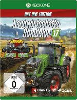Microsoft Xbox One - Landwirtschafts-Simulator 17 [Xbox One]