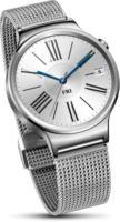 Huawei Watch Classic Edelstahl mit Netzarmband IP57 Bluetooth 4GB Silber NEU OVP
