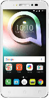 Smartphones - Alcatel SHINE lite 5080X 16 GB Weiß