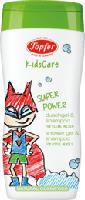 Kids Dusche & Shampoo Superpower für kleine Helden