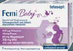 Femi Baby Tablette & Weichkapsel